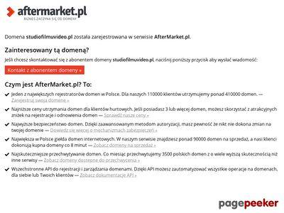 Wideofilmowanie Warszawa