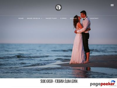 Fotografia ślubna pomorskie
