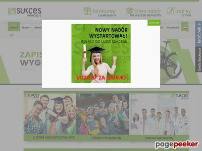 www.sukcesedukacja.pl