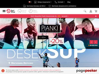 Crazy Fly - SurfShop.pl