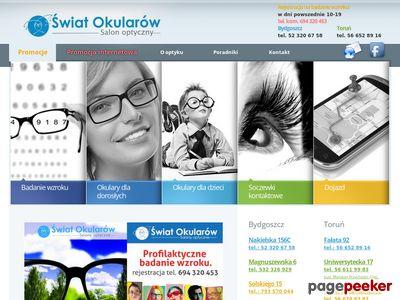 Salon Optyczny - Świat Okularów