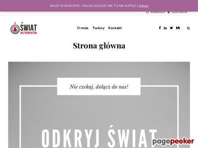Sklep muzyczny Świat Instrumentów