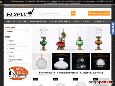 Polskie lampy - szklo-polskie.pl