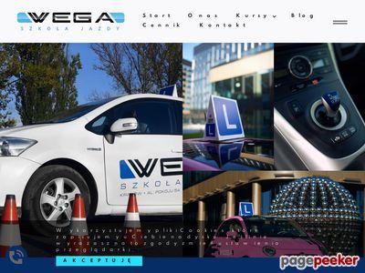 Nauka jazdy Kraków