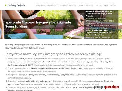 Szkolenia integracyjne