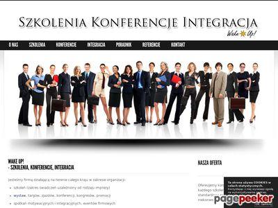 Szkolenia, konferencje, integracja - Wake Up!