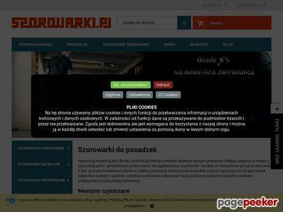 Szorowarki.pl- maszyny do sprzątania