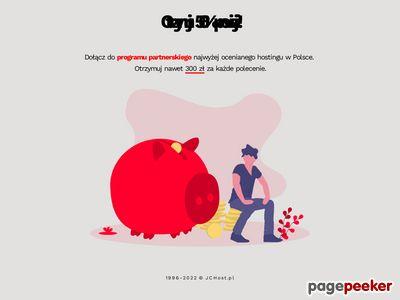 Sklep TaniejdlaDomu.pl - wyposażenie wnętrz, sklep internetowy