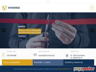 Urolog Sosnowiec
