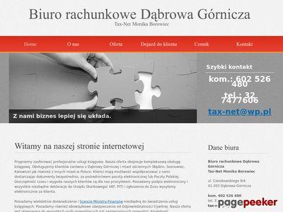 Biuro Rachunkowe Dąbrowa Górnicza