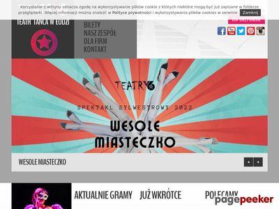 Teatr Tańca V6