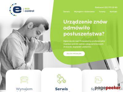 serwis drukarek Warszawa