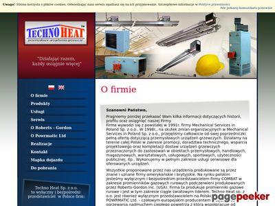 Http://www.technoheat.pl | promienniki