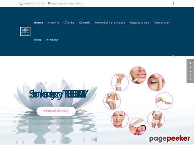 www.the-beauty.pl - kosmetolog Dąbrowa Górnicza