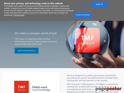 TMF Group – obsługa korporacyjna firm