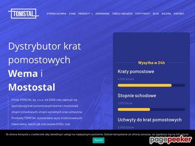 Tomstal Sp. z o.o. kratka pomostowa