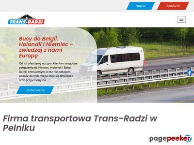 Busy z Olsztyna do Holandii