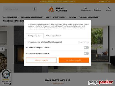Trendkominki.pl