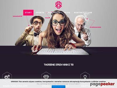 TSI - Tworzenie stron internetowych