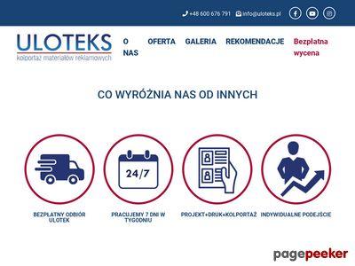 Kolportaż Ulotek Warszawa