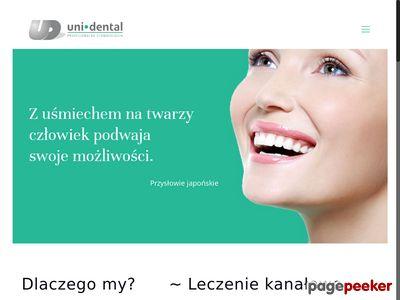 Www.uni-dental.pl - Protetyka Wrocław