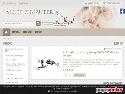 Modna biżuteria z perłami