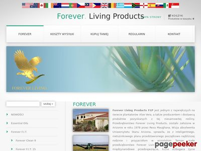 Forever Living Products FLP