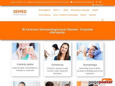 Centrum Stomatologiczne Demed - Warszawa Ursynów