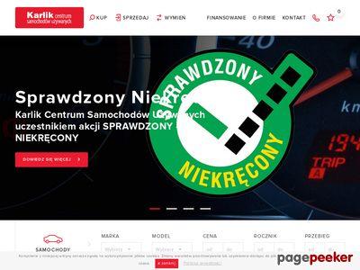 Karlik - Samochody Używane Poznań