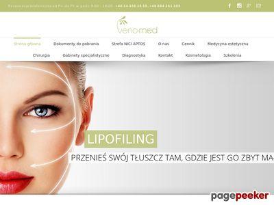 Peeling kawitacyjny Częstochowa