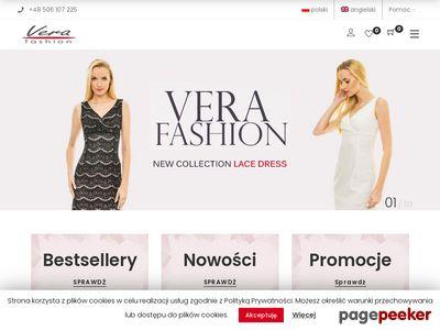 Producent eleganckich sukienek na każdą okazję.