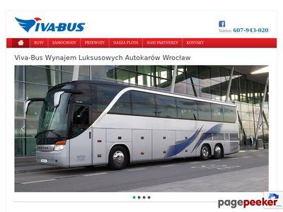 Wynajem autokarów Wrocław