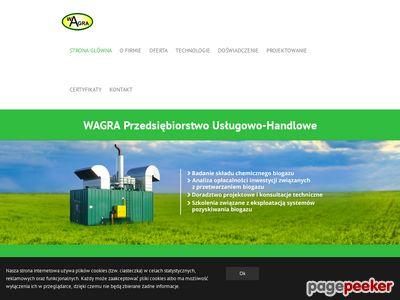 Wagra instalacje biogazowe