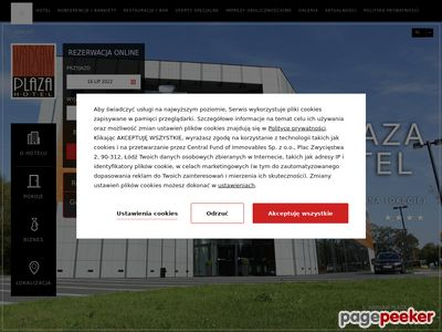 Warsaw Plaza Hotel - warsawplazahotel.pl