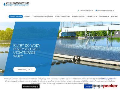 Zaawansowane uzdatniane wody