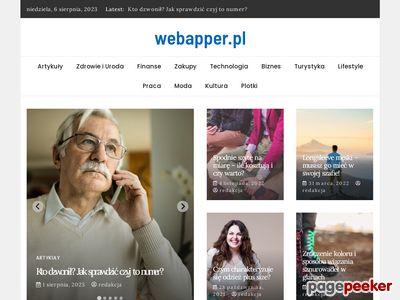 Webapper.pl - Strony WWW, Logotypy, Projekty graficzne, Hosting (Najtaniej w Polsce), Tanie domeny, Adresy email, Pozycjonowanie (SEO), Reklamy internetowe, Wizytówki, Ulotki, Banery
