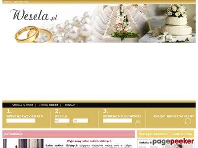 Sale weselne