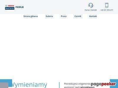 Regeneracja pomp Common Rail Kraków