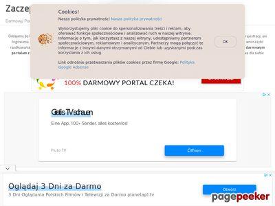 Ogłoszenia na portalu zaczepka.net
