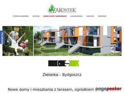 Domy powiat bydgoski