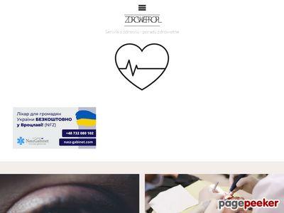 Zdrowiepro.pl - wszystko o zdrowiu i medycynie