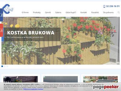 Www.zpb.com.pl : obrzeża chodnikowe Śląsk