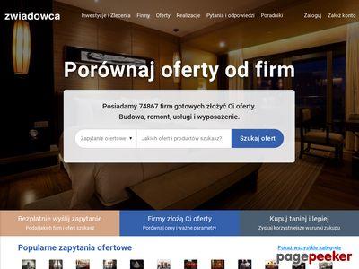 Serwis informacyjny horeca. Inwestycje hotelowe