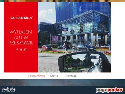 Wynajem aut w Rzeszowie zapraszamy!