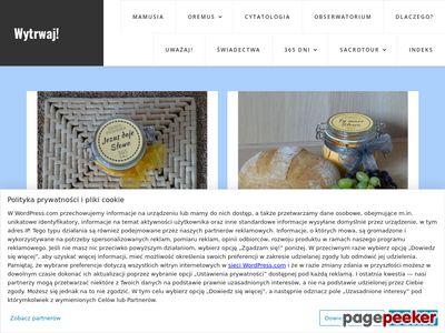 Blog katolicki