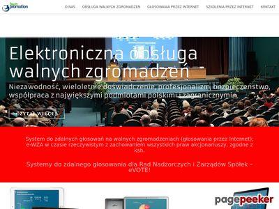 Obsługa walnych zgromadzeń - wza.com.pl
