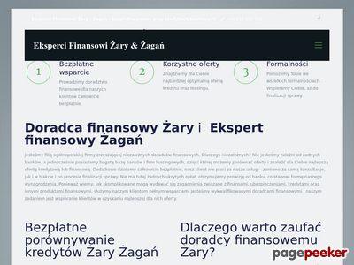 Żary i Żagań - portal ogłoszeniowy