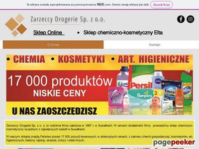 Zarzeccy Drogerie - drogeria internetowa