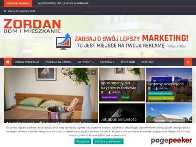 Zordan.pl - Twój dom i mieszkanie