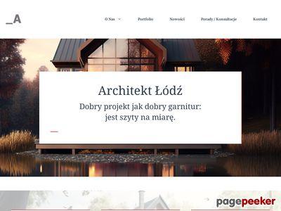Architekt Łódź